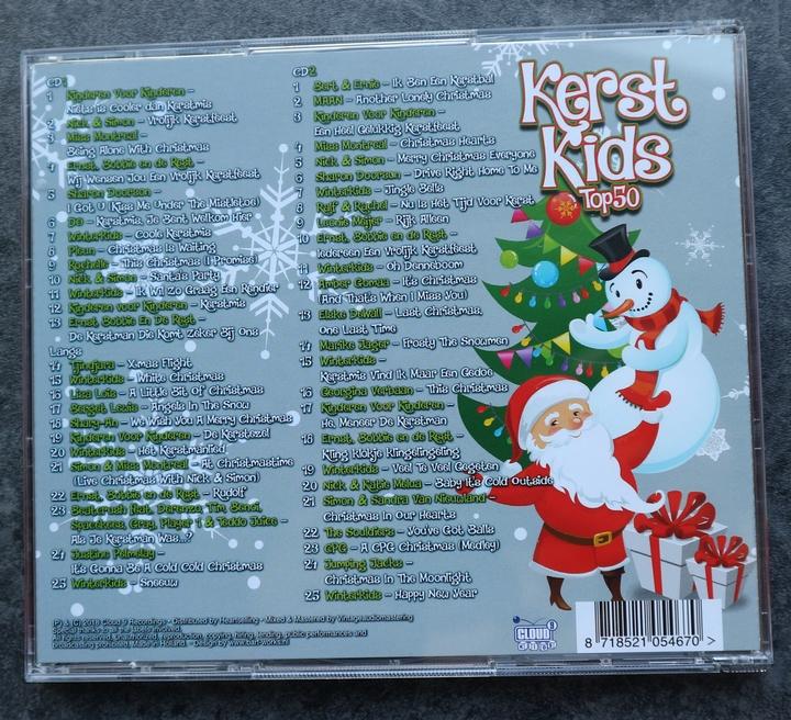 cd kerst