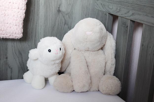 knuffel schaap