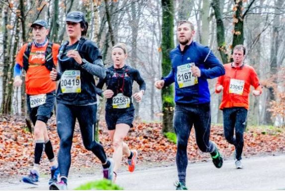Streep door Midwinter Marathon
