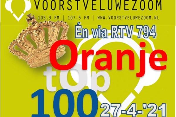 Laatste uur is begonnen van de Oranje top100!
