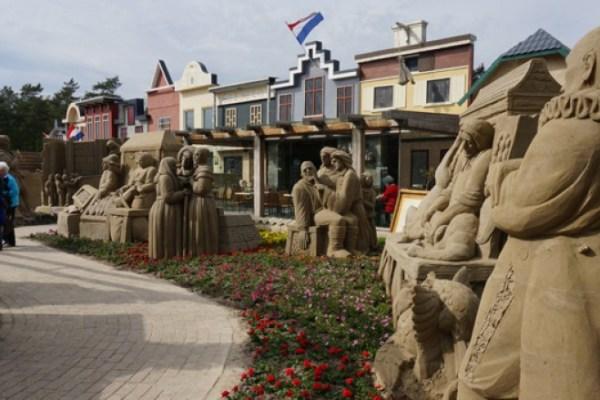 t Veluws Zandsculpturenfestijn weer open!