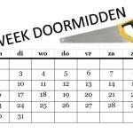 De Week Doormidden