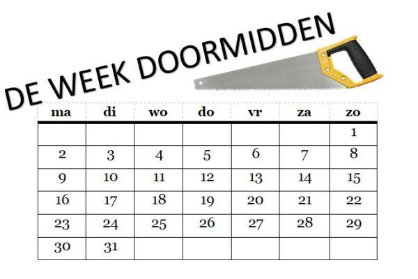 Marit Stoel &  De Week Doormidden.