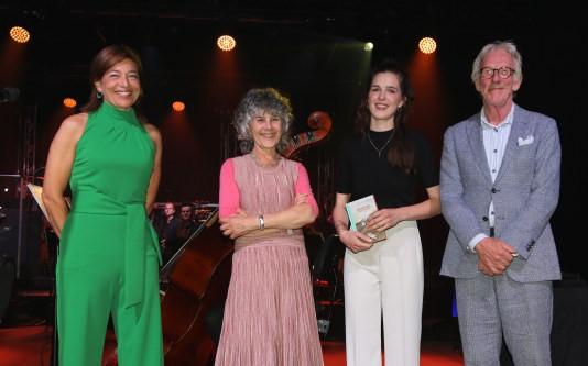 Kika Sprangers winnaar Rogier van Otterloo Award 2021
