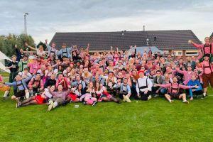 Voetbalvereniging Oeken viert Oktoberfest en voetbaltoernooi groots
