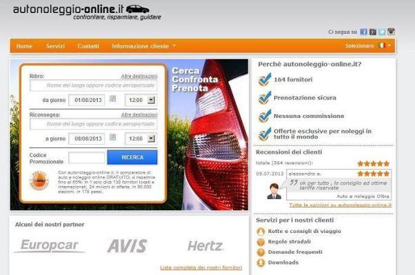 sconto autonoleggio-online