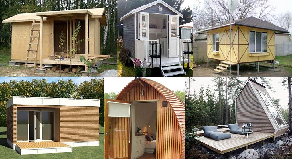 Maisons de campagne de petite taille