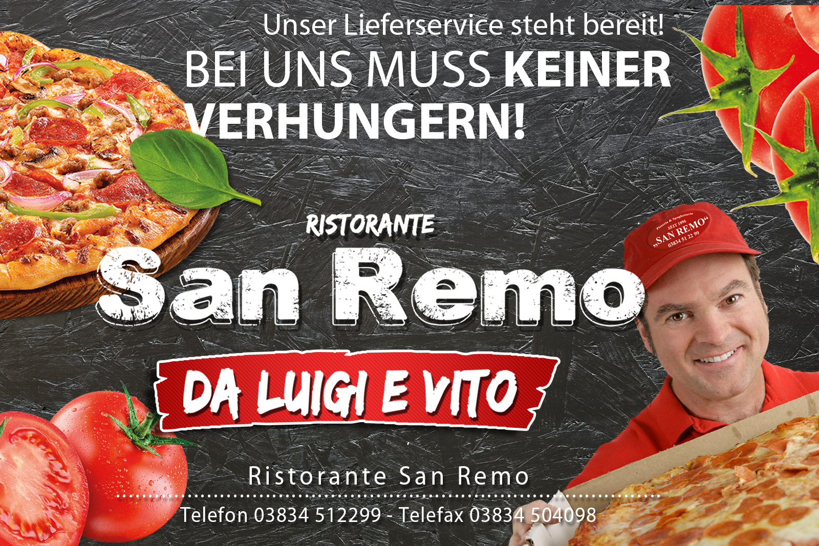 Lieferservice San Remo
