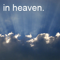120105 in heaven logo