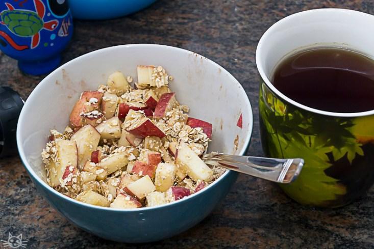 Erstmal Frühstück