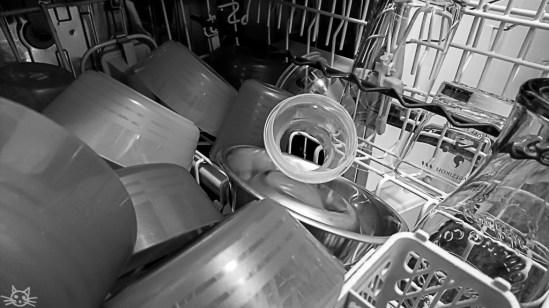 die Neverending Story Spülmaschine, damit es mal nicht die Wäsche ist