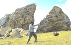 Moving Boulders!