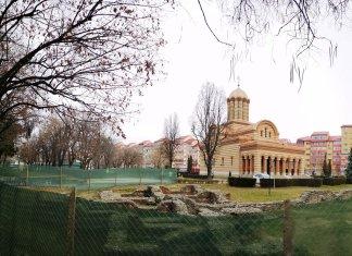 sursă foto: Facebook Cristian Stan / Parcul Mitropoliei Târgoviște