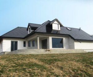 0112 New-built detached house in mountains in Poland