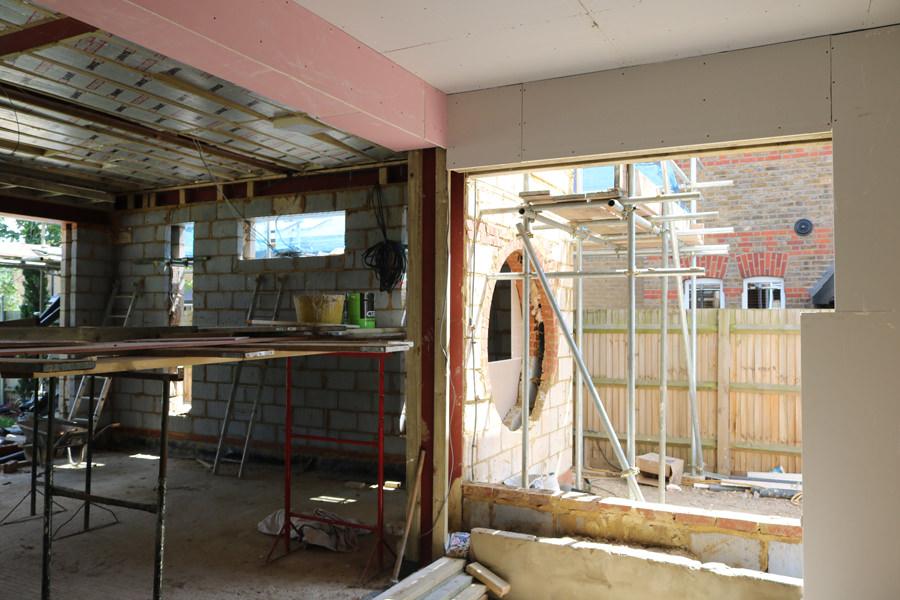 0431 - Refurbishment and large contemporary extension in Teddington vorbild-architecture-20