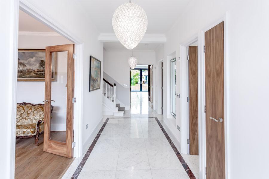 0431 - Refurbishment and large contemporary extension in Teddington vorbild-architecture-15