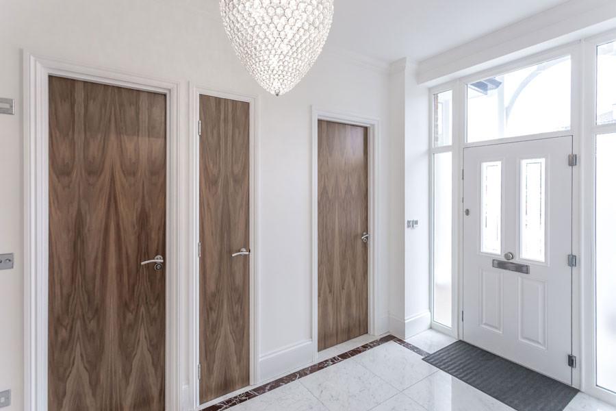 0431 - Refurbishment and large contemporary extension in Teddington vorbild-architecture-17
