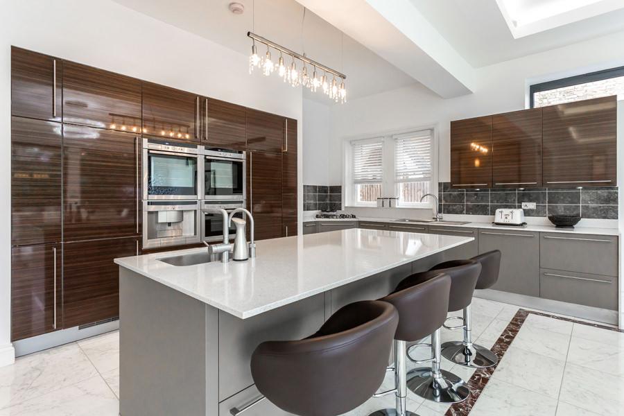 0431 - Refurbishment and large contemporary extension in Teddington vorbild-architecture-8