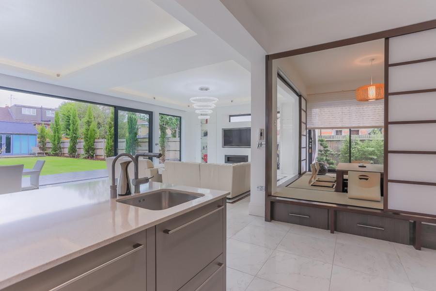 0431 - Refurbishment and large contemporary extension in Teddington vorbild-architecture-4