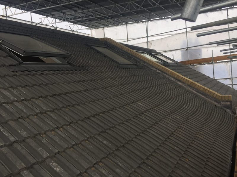 0631 roof works in south west london