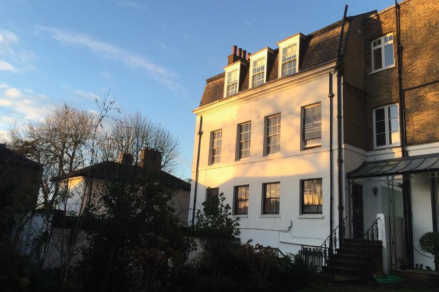 0528 - Gorgeous Hampstead private property Vorbild-Architecture 1