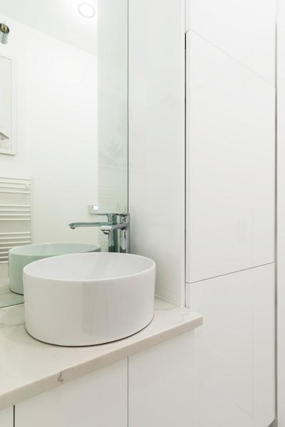 Tall Kitchen Cabinet Place Washing Machine Inside