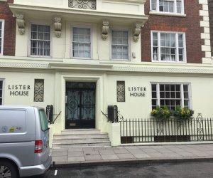 0814 Lister House office refurbishment