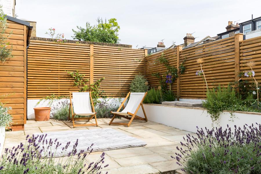 Garden design - VORBILD Architecture