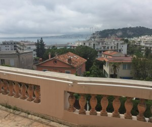 02505 Apartment with sea view near the port in Nice, France