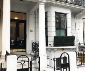 0867 South Kensington apartment reconfiguration