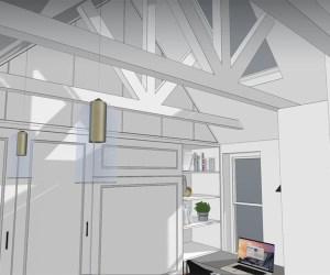 1015 Hampstead house ecofriendly refurbishment