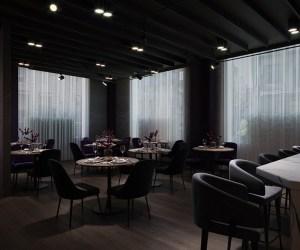 1131 Restaurant Design, Mayfair W1J