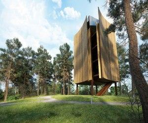 02544 Konzept für ein Haus auf Teneriffa