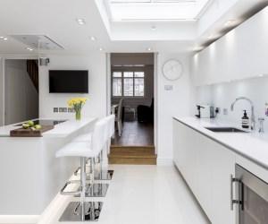 0605 - Komplette Renovierung eines Hauses in Hammersmith