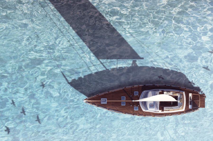 vorbild yacht 4 - Conception de yacht