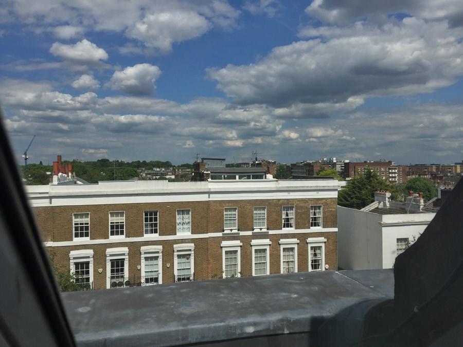 0828 - Stunning St Johns Wood terraced house vorbild architecture 2