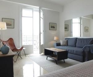 02503 Rénovation d'une suite à l'hôtel Miramar à Cannes