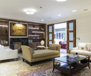 0208 Grande maison avec des extensions à St. Johns Wood, Londres