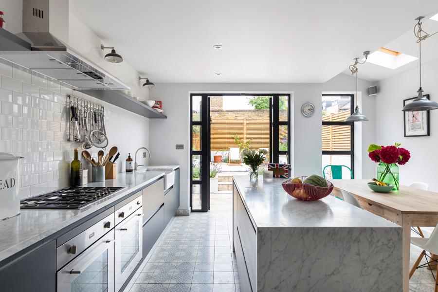 0401 - Picturesque Kilburn home refurbishment, NW6, London 28