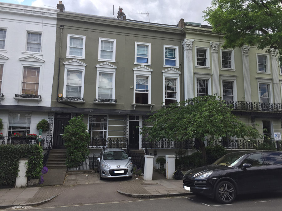 0828 - Superbe maison mitoyenne St Johns Wood vorbild architecture 1