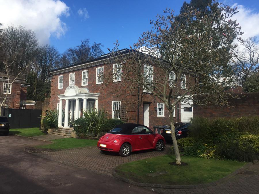 0804 - Rénovation de la résidence privée de Hampstead vorbild architecture 1