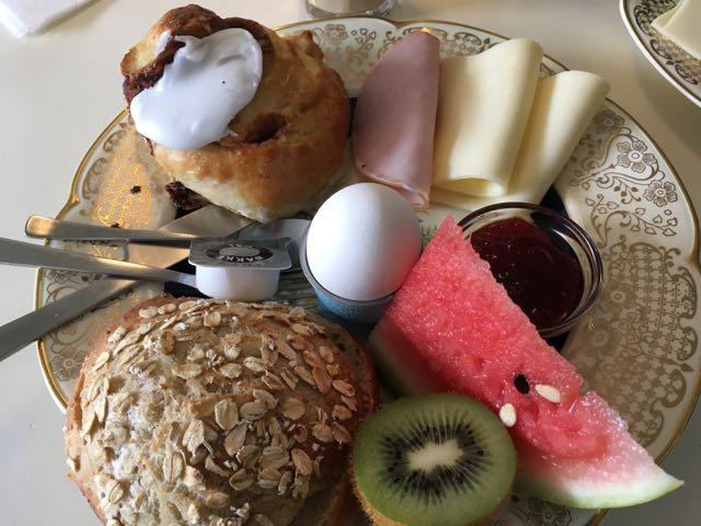Cafe T - lækker, hjemmelavet morgenmad i Køge