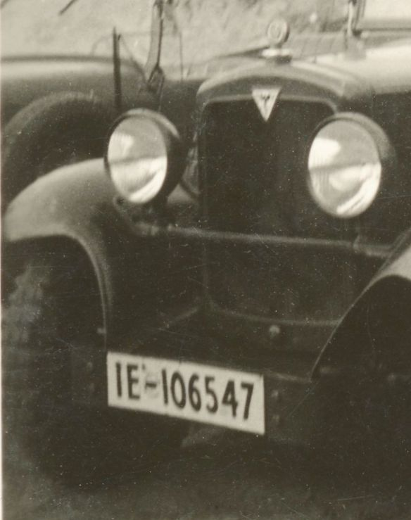 Adler_Kübelwagen_12N-RW_Vorkrieg_Frontpartie