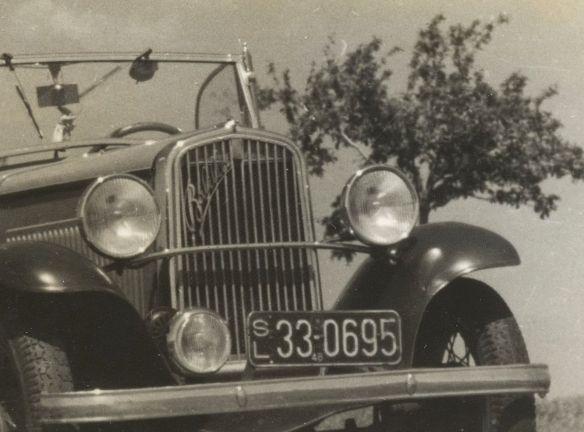 Fiat_508_Balilla_Spider_Nachkrieg_Frontpartie