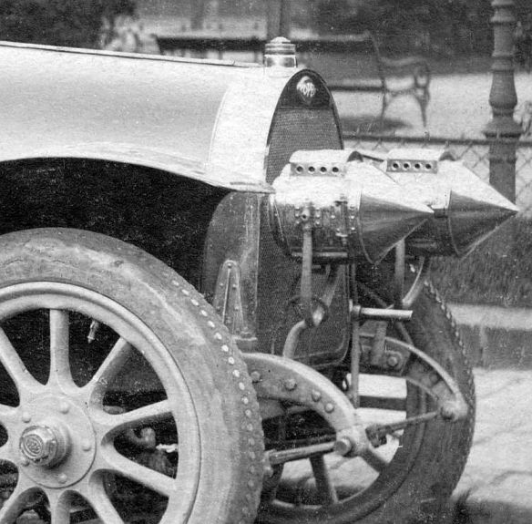 Opel_Taxi_um_1911_Frontpartie