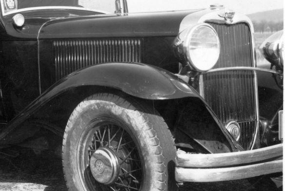 Dodge_DK_8_1932_Frontpartie