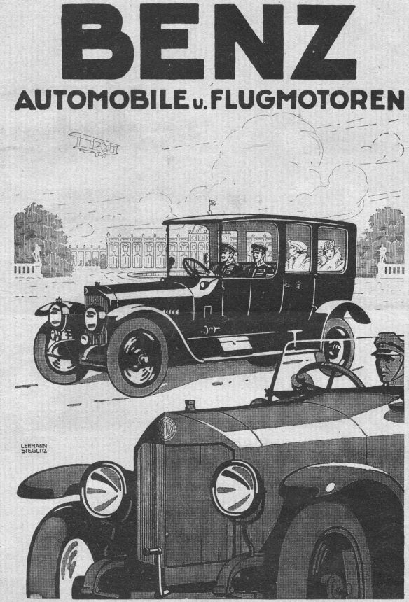 Benz_Reklame_Motorfahrer_12-1917_Galerie