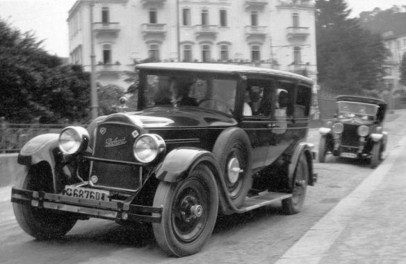 Packard_1926_Fiat_späte_1920er_Schweiz_Galerie