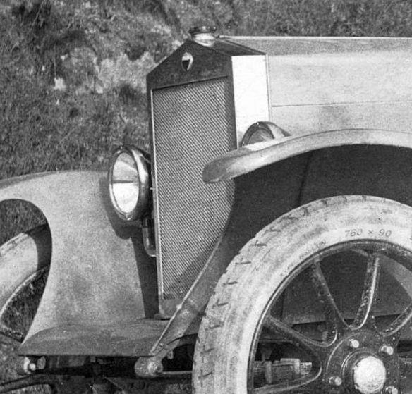 Faun_6-24_PS_1925_Kühlerpartie