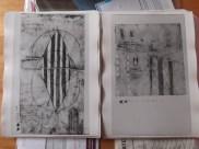 Jan van der Does baseerde zijn ontwerp op etsen van Anton Heijboer Collectie Jan van der Does